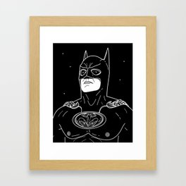 BATCLOONEY Framed Art Print