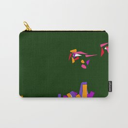 Fragmentation 3 Carry-All Pouch