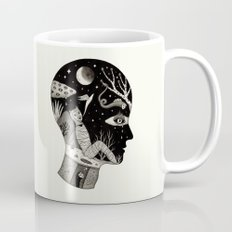 Distorted Recollection of a Dream About Death Mug