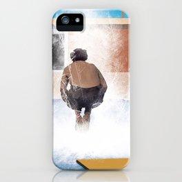 Cannonball...A much bigger splash iPhone Case