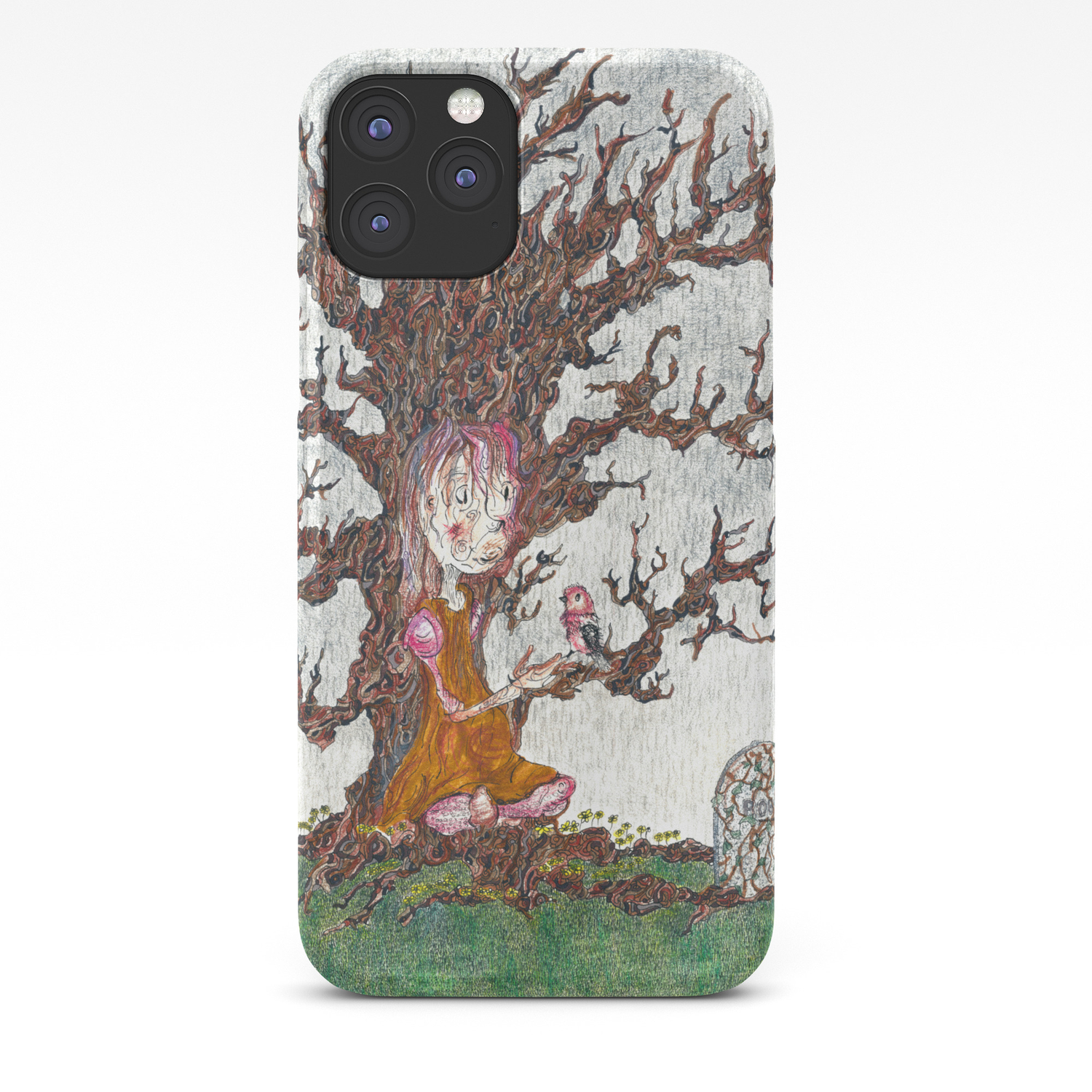 Ivy Robin iphone case