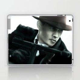Johnny Depp// John Dillinger Laptop & iPad Skin