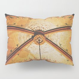Gold On The Ceiling Pillow Sham