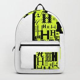 Letter H Backpack