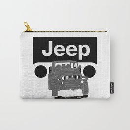 Jeep On the road Carry-All Pouch