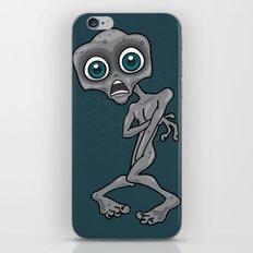 Got Probed? iPhone & iPod Skin