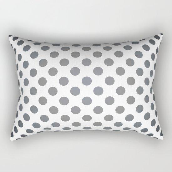 Middle distance - Optical Game 28 Rectangular Pillow