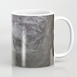 foil cloud wrinkle structured surface Coffee Mug