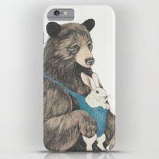 the bear au pair iPhone 6 Plus Slim Case