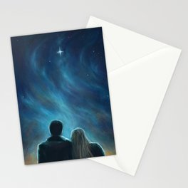 The Morning Star Stationery Cards
