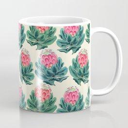 Protea flower garden Coffee Mug