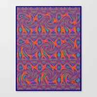 persian Canvas Prints featuring Persian by gretzky