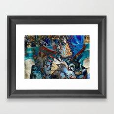 Titania 5 Framed Art Print