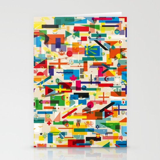 Olympic Village Stationery Cards