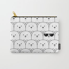 That Cool Polar Bear Carry-All Pouch