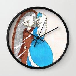 Gabrielle Wall Clock