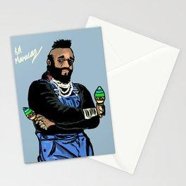 B A Maracas Stationery Cards