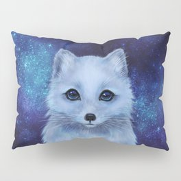 Arctic Fox Pillow Sham