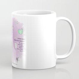 Before the Internet Coffee Mug