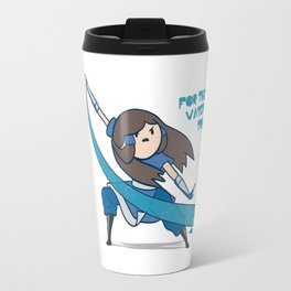 For the Water Tribe ! Travel Mug