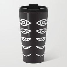Eyes in Motion Metal Travel Mug