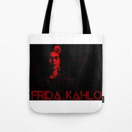Frida Kahlo (Ver 5) Tote Bag