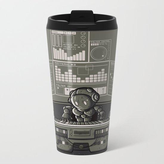 THE COMPOSER Metal Travel Mug