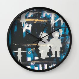 Save Our Schools Wall Clock