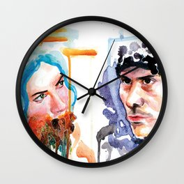 You know me Wall Clock
