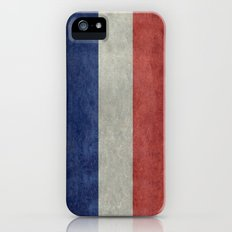National Flag of France Slim Case iPhone (5, 5s)