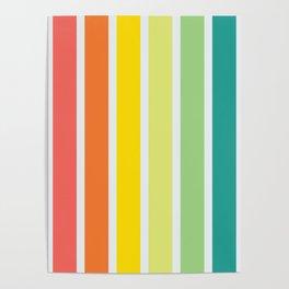 Mini Spectrum Poster