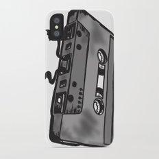 Death of a MixTape! Slim Case iPhone X