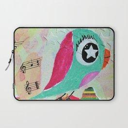 Starr - Quirky Bird Series Laptop Sleeve