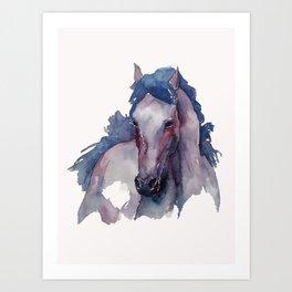 Horse #3 Art Print