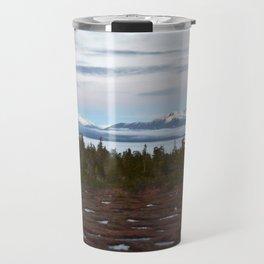 Alaskan Muskeg Travel Mug