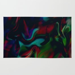 Dispersion I - Abstract Waves Rug