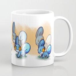 The Mudkip Squad  Coffee Mug