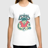 dad T-shirts featuring THE DAD by andbloom