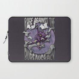Rage against the Bureaucracy Laptop Sleeve