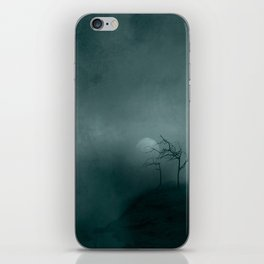 Three ~ Black and White iPhone Skin