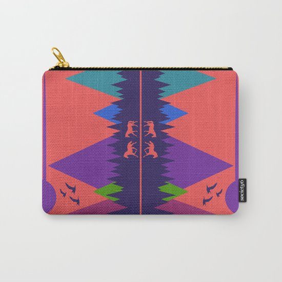 Wild Horses #1 Carry-All Pouch