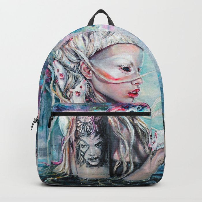 Yolandi The Rat Mistress 	 Backpack