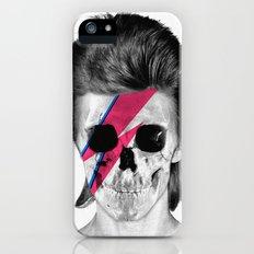 Skull Bowie Slim Case iPhone (5, 5s)