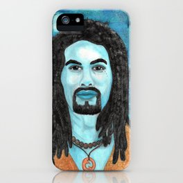 Prince Neptune iPhone Case