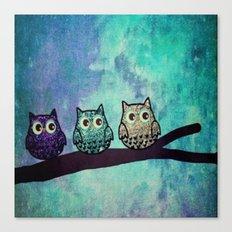owl-45 Canvas Print