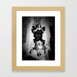 Pulpit Framed Art Print