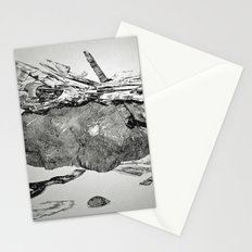ROCK, PAPER, SCISSORS Stationery Cards