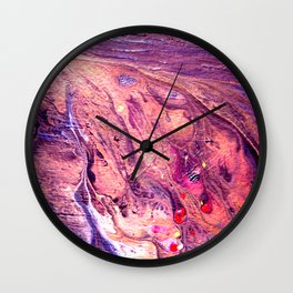 Meteoro Wall Clock