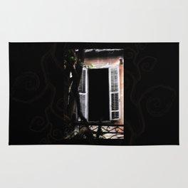 Enchanted Window no2 Rug