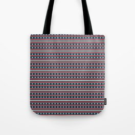 Anchors Away Blue Tote Bag